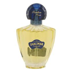 Shalimar Perfume by Guerlain 2.5 oz Eau De Cologne Spray Reusable (Tester)