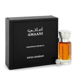 Swiss Arabian Amaani Cologne by Swiss Arabian 0.4 oz Perfume Oil (Unisex)