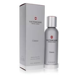 Swiss Army Cologne by Victorinox 3.4 oz Eau De Toilette Spray