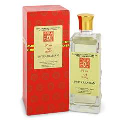 Swiss Arabian Ward Cologne by Swiss Arabian 3.21 oz Concentrated Perfume Oil Free From Alcohol