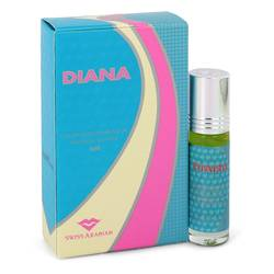 Swiss Arabian Diana Perfume by Swiss Arabian 0.2 oz Concentrated Perfume Oil Free from Alcohol (Unisex)