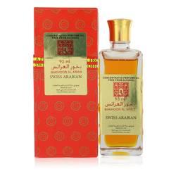 Swiss Arabian Al Arais Perfume by Swiss Arabian 3.21 oz Concentrated Perfume Oil Free From Alcohol