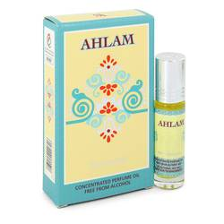 Swiss Arabian Ahlam Perfume by Swiss Arabian 0.2 oz Concentrated Perfume Oil Free from Alcohol