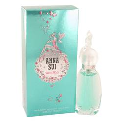 Secret Wish Perfume by Anna Sui 1 oz Eau De Toilette Spray