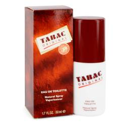 Tabac Cologne by Maurer & Wirtz 1.7 oz Eau De Toilette Spray