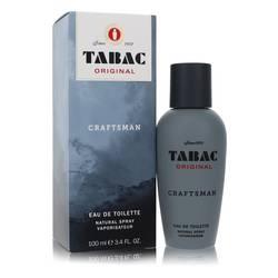 Tabac Original Craftsman Cologne by Maurer & Wirtz 3.4 oz Eau De Toilette Spray