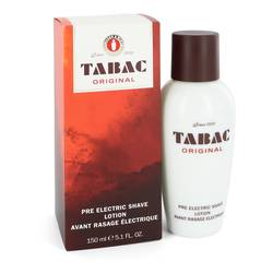 Tabac Cologne by Maurer & Wirtz 5.1 oz Pre Electric Shave Lotion