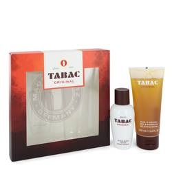 Tabac Cologne by Maurer & Wirtz -- Gift Set - 1.7 oz After Shave Lotion + 3.4 oz Shower Gel