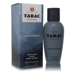 Tabac Original Craftsman Cologne by Maurer & Wirtz 5.1 oz After Shave Lotion