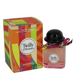 Twilly D'hermes Perfume by Hermes 1.6 oz Eau De Parfum Spray