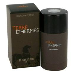 Terre D'hermes Cologne by Hermes 2.5 oz Deodorant Stick