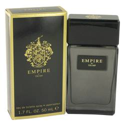 Trump Empire Cologne by Donald Trump, 50 ml Eau De Toilette Spray for Men