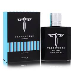 Territoire Cologne by YZY Perfume 3.4 oz Eau De Parfum Spray