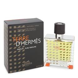 Terre D'hermes Cologne by Hermes 2.5 oz Pure Perfume Spray (Limited Edition 2019)