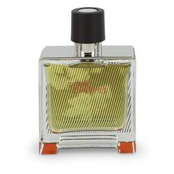 Terre D'hermes Cologne by Hermes 2.5 oz Parfum Spray Limited Edition (Tester)