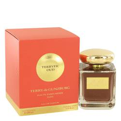 Terryfic Oud Perfume by Terry De Gunzburg 3.3 oz Eau De Parfum Spray