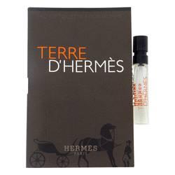 Terre D'hermes Cologne by Hermes 0.06 oz VIal (sample) EDT