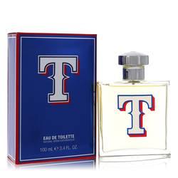 Texas Rangers Cologne by Texas Rangers 3.4 oz Eau De Toilette Spray
