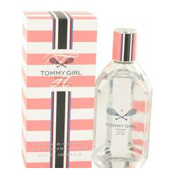 Tommy Girl Summer Perfume by Tommy Hilfiger 3.4 oz Eau De Toilette Spray (2014)