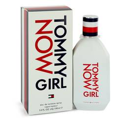 Tommy Girl Now Perfume by Tommy Hilfiger 3.4 oz Eau De Toilette Spray