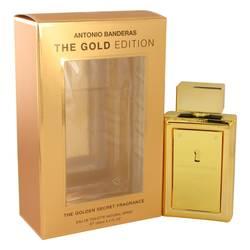 5f03e293b The Golden Secret Cologne by Antonio Banderas 3.4 oz Eau De Toilette Spray  (The Gold