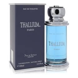 Thallium Cologne by Parfums Jacques Evard 3.3 oz Eau De Toilette Spray