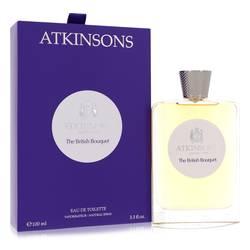 The British Bouquet Cologne by Atkinsons 3.3 oz Eau De Toilette Spray
