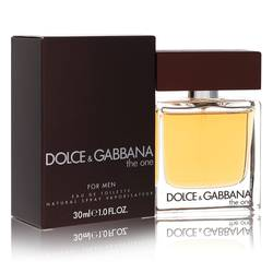 The One Cologne by Dolce & Gabbana 1 oz Eau De Toilette Spray