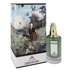 The Impudent Cousin Matthew Cologne by Penhaligon's 2.5 oz Eau De Parfum Spray