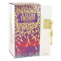 The Key Perfume by Justin Bieber 3.4 oz Eau De Parfum Spray