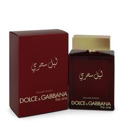 The One Mysterious Night Cologne by Dolce & Gabbana 5 oz Eau De Parfum Spray