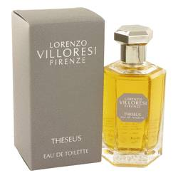 Theseus Perfume by Lorenzo Villoresi 3.4 oz Eau De Toilette Spray