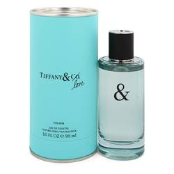 Tiffany & Love Cologne by Tiffany 3 oz Eau De Toilette Spray