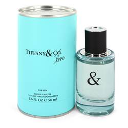 Tiffany & Love Cologne by Tiffany 1.6 oz Eau De Toilette Spray