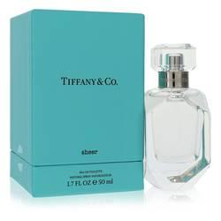 Tiffany Sheer Perfume by Tiffany 1.7 oz Eau De Toilette Spray