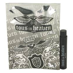 Tous In Heaven Cologne by Tous 0.03 oz Vial (sample)