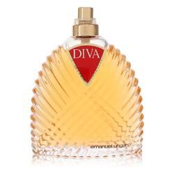 Diva Perfume by Ungaro 3.4 oz Eau De Parfum Spray (Tester)