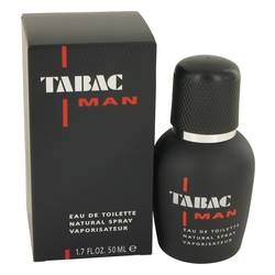 Tabac Man Cologne by Maurer & Wirtz 1.7 oz Eau De Toilette Spray