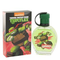 Teenage Mutant Ninja Turtles Raphael Cologne by Marmol & Son 3.4 oz Eau De Toilette Spray
