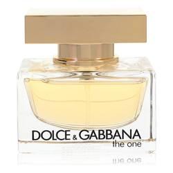 The One Perfume by Dolce & Gabbana 1 oz Eau De Parfum Spray (unboxed)