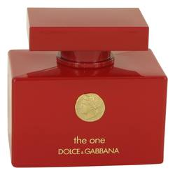The One Perfume by Dolce & Gabbana 2.5 oz Eau De Parfum Spray (Collector's Edition Tester)