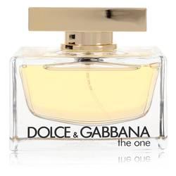 The One Perfume by Dolce & Gabbana 2.5 oz Eau De Parfum Spray (unboxed)