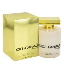 The One Perfume by Dolce & Gabbana 6.7 oz Bath Milk