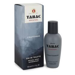 Tabac Original Craftsman Cologne by Maurer & Wirtz 1.7 oz Eau De Toilette Spray
