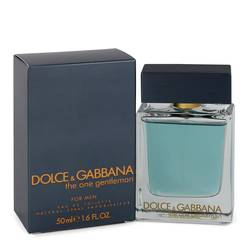 The One Gentlemen Cologne by Dolce & Gabbana 1.6 oz Eau De Toilette Spray