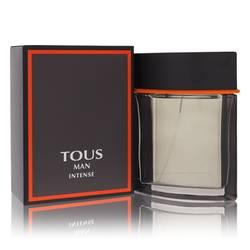 Tous Man Intense Cologne by Tous 3.4 oz Eau De Toilette Spray