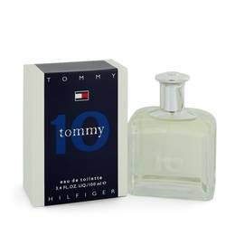 Tommy 10 Cologne by Tommy Hilfiger 3.4 oz Eau De Toilette Spray