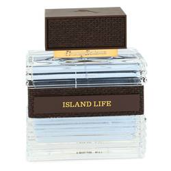Tommy Bahama Island Life Cologne by Tommy Bahama 3.4 oz Eau De Cologne Spray (unboxed)