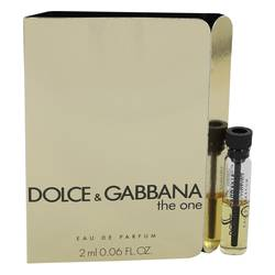 The One Perfume by Dolce & Gabbana 0.06 oz Vial (sample)