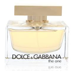 The One Perfume by Dolce & Gabbana 2.5 oz Eau De Parfum Spray (Tester)